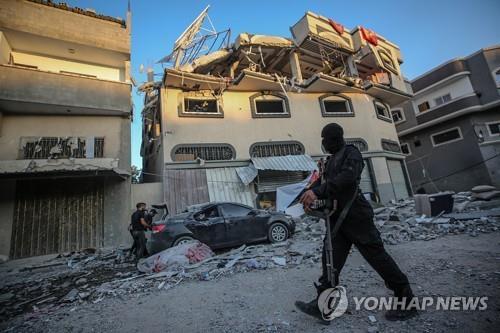 이슬람권, 이스라엘 가자지구 폭격 강력 규탄