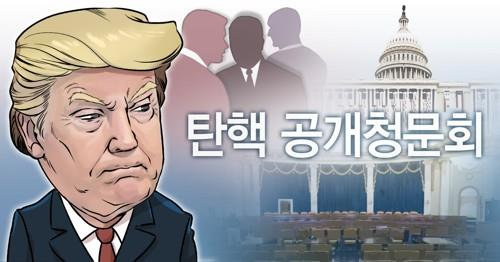 美공화 트럼프 탄핵 대응 '장기전' 모색…2월초까지 갈수도