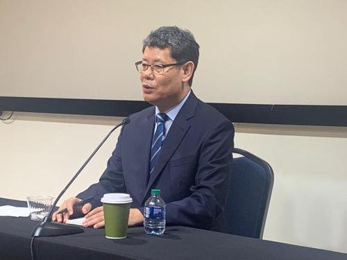 """김연철 """"美비건에 금강산 관광 의미·발전방향 상세 설명"""""""