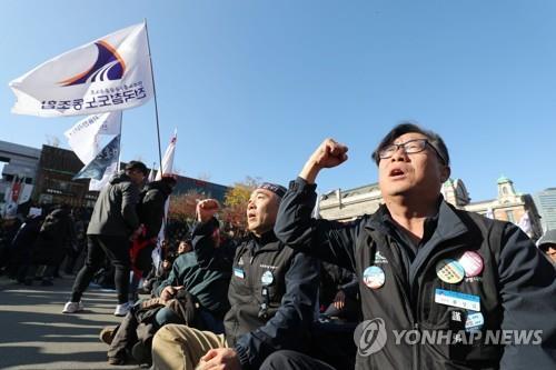 철도노조, 군 인력 투입 국토부·국방부 장관 직권남용 고발