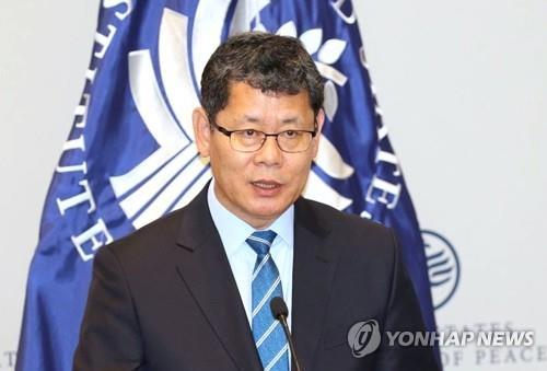"""美, 금강산 관련 김연철 발언에 """"유엔 제재 이행해야"""""""
