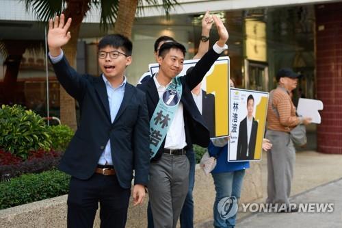 선거 앞둔 홍콩 '불안한 평온'…이공대 위생 악화(종합)