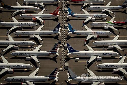 '737맥스 귀환'에 또다른 장애…美FAA, 인도前 전수검사키로