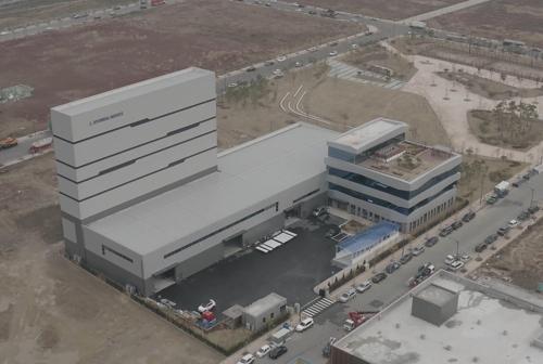 현대무벡스 연구개발센터 준공식…물류 자동화 개발