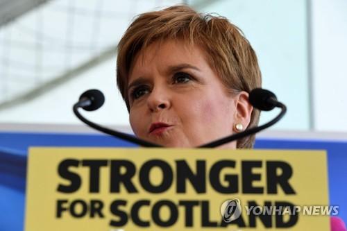 """英 SNP 대표 """"보수당 정부 막기 위해 진보 연합 구성"""""""