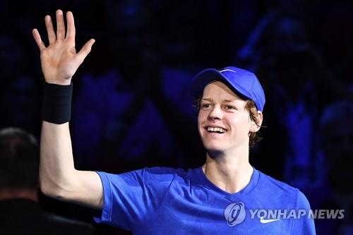 드미노 vs 시너, ATP 넥스트 제너레이션 결승서 격돌