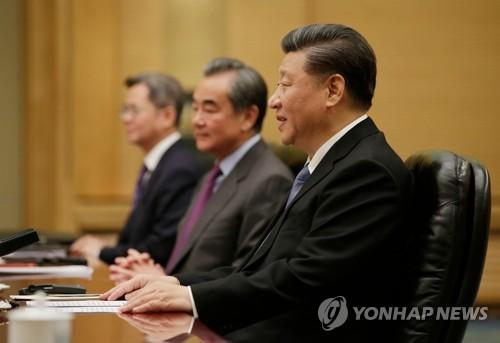"""시진핑 """"미중 무역전쟁 원하지 않지만 필요하면 반격"""""""