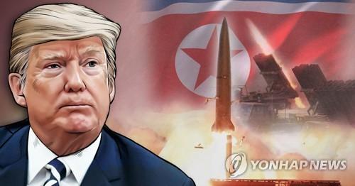 """[고침] 국제(""""트럼프, 北전쟁시 최대 1억명 죽었을수도……)"""