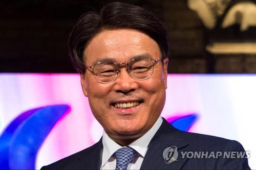 """최정우 포스코 회장 """"소재 간 협업으로 사업 기회 확보해야"""""""