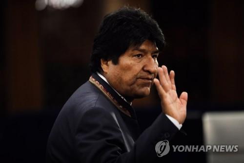 볼리비아 모랄레스 대통령, 대선부정 논란에 사퇴…14년 집권 끝