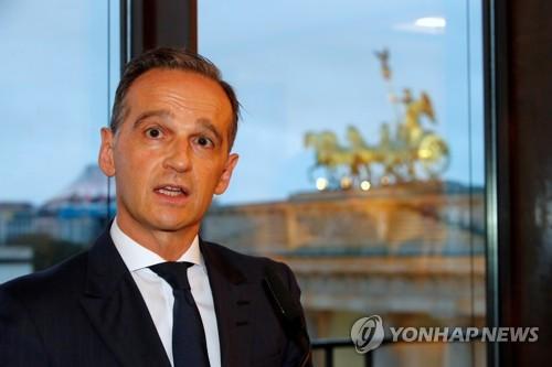 """독일 외무장관, 프랑스에 경고…""""나토 약화한다면 실수될 것"""""""