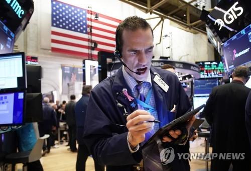 '미중 무역합의' 낙관론…美다우 '28000 고지' 넘었다