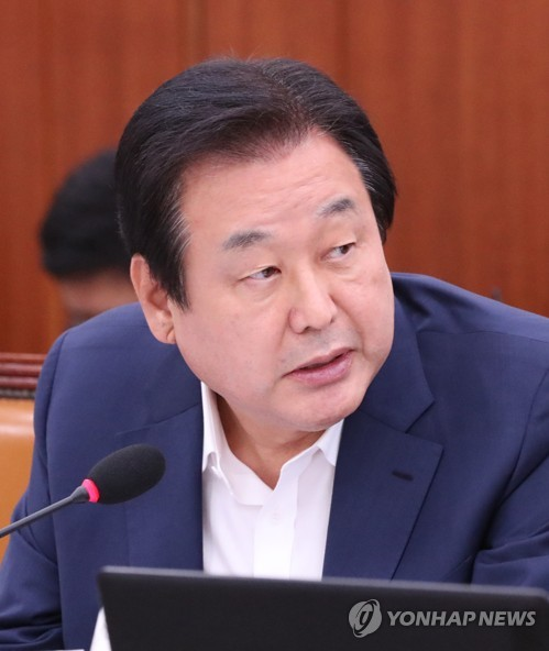 """김무성 """"내 역할은 통합·총선승리·정권교체…총선 안 나간다"""""""