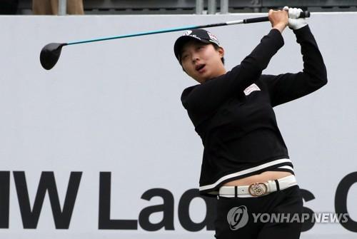 김효주, LPGA 토토 저팬 클래식 첫날 1타 차 공동 3위
