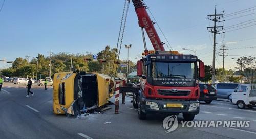 고3생 사망한 '방이동 버스사고' 운전사 구속 송치