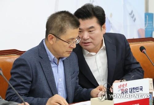 한국당, 이르면 내주 '통합추진단' 출범…'변혁'측과 속도조절