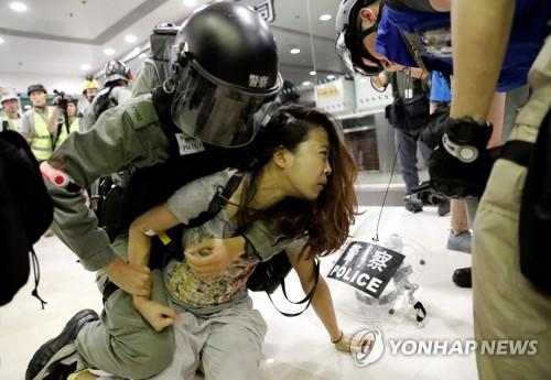 홍콩 시위 150일…체포된 시민 3000명 넘어섰다