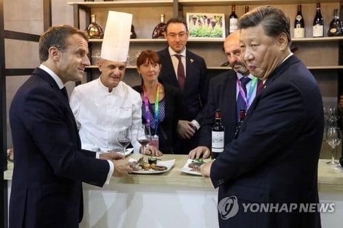 中수입박람회서 '차이나머니' 과시…시진핑 '개방 확대' 천명