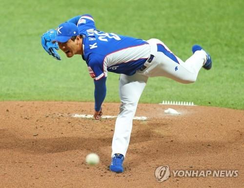 """쏟아지는 칭찬…캐나다 감독 """"김광현, MLB에서도 통할 것"""""""