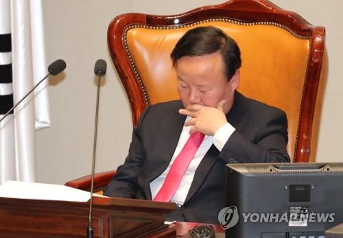 """김재원 """"보수통합 과정서 탄핵문제 거론하는 건 도움 안돼"""""""