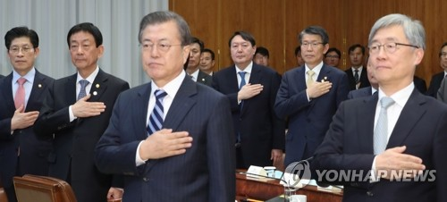 '윤석열표' 아닌 '시스템' 개혁…文대통령, 檢개혁 '채찍질'(종합)