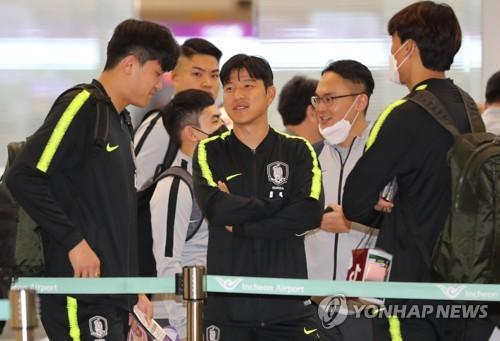 벤투호, 아부다비 입성…'복병' 레바논전 준비 돌입