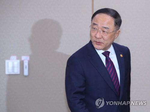홍남기, 내달 경제정책방향서 5대 분야 구조개혁 실천과제 제시