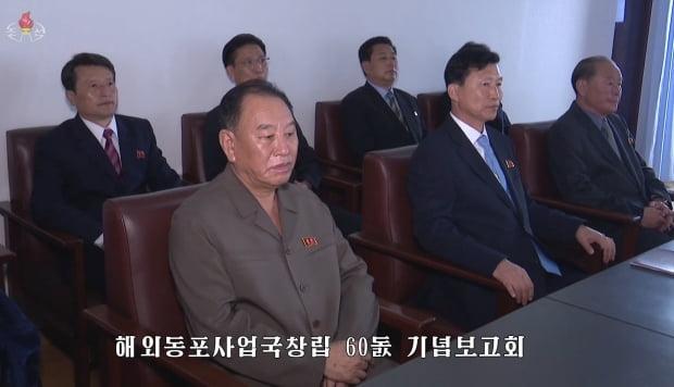 김영철 북한 조선아시아태평양평화위원회 위원장 /사진=연합뉴스