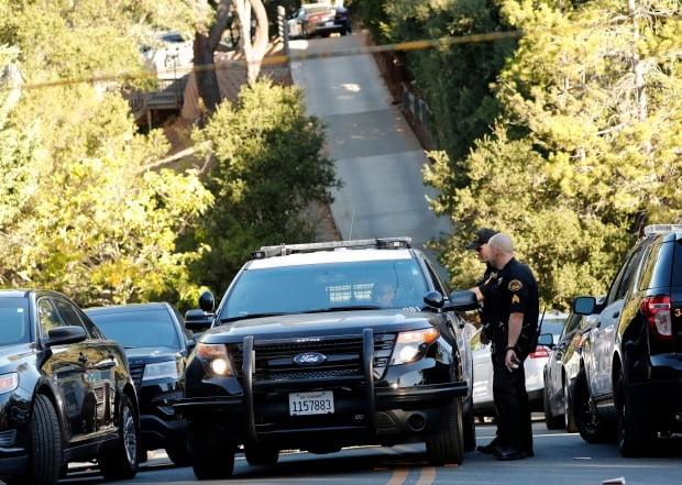 미국 샌프란시스코 베이 지역의 한 핼러윈 파티장에서 지난달 30일(현지시간) 총격 사건이 발생했다. / 사진=EPA