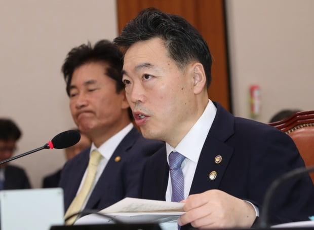 김오수 법무부 차관. 사진=연합뉴스