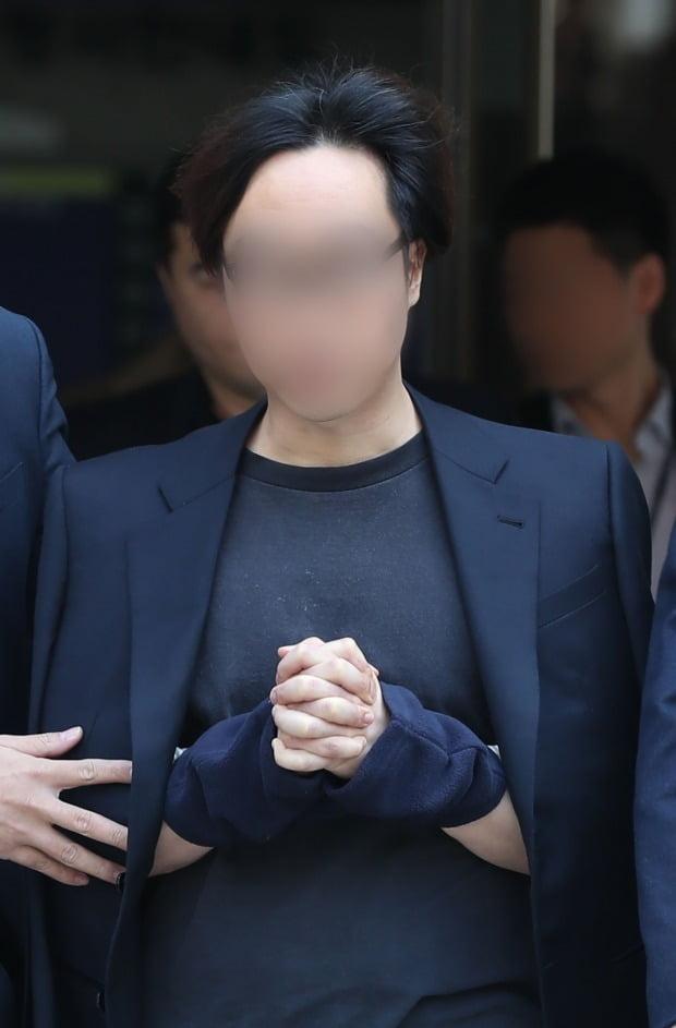 구속된 프듀X 안준영 PD(사진=연합뉴스)