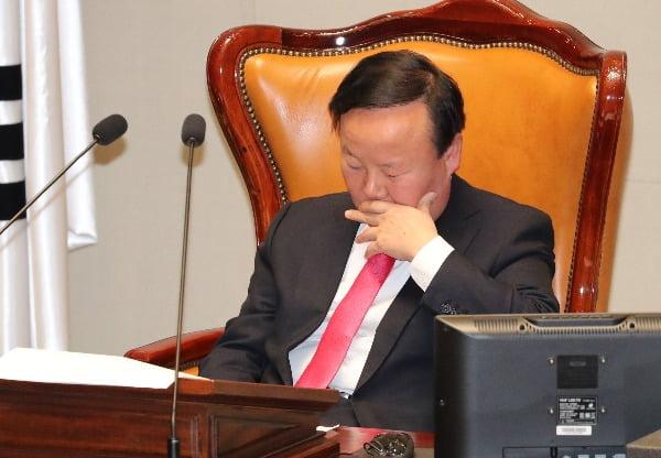 김재원 자유한국당 의원. 연합뉴스