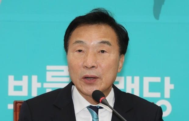 바른미래당 손학규 대표 (사진=연합뉴스)
