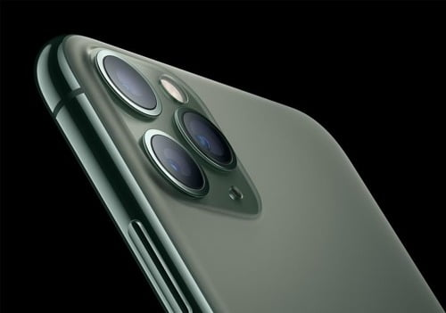 애플의 아이폰11 프로(사진=애플코리아)