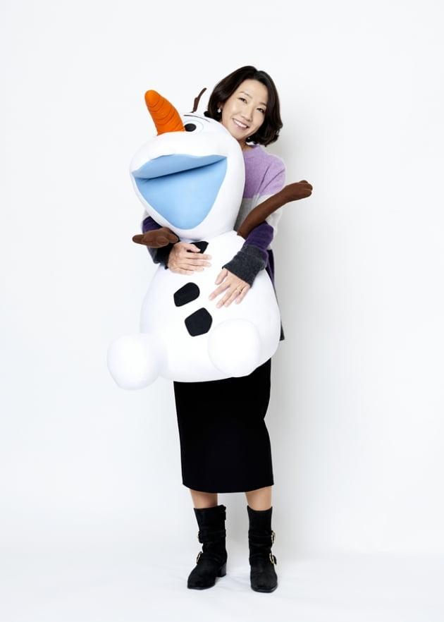 이현민 '겨울왕국2' 슈퍼바이저/사진=월트디즈니코리아