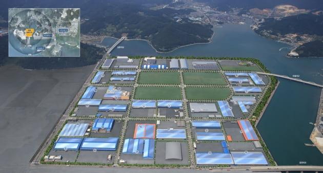 """남부발전 """"부산신항에 100MW 세계 최대 규모 태양광 발전시설"""""""