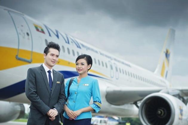 미얀마국제항공(MAI)이 4일 인천~미얀마 양곤 노선을 신규 취항했다.(사진=미얀마국제항공 제공)
