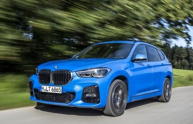BMW 코리아가 뉴 X1 x드라이브18d(사진)와 뉴 X2 x드라이브18d를 국내 출시한다. 사진=BMW 코리아
