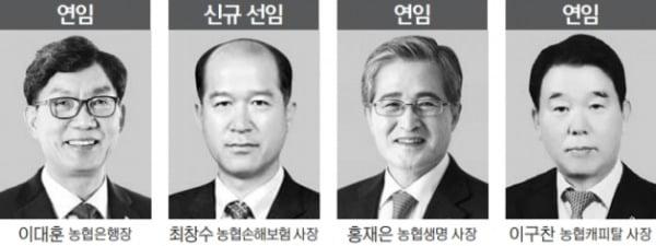 """이대훈 농협은행장 """"디지털 전환 강도 더 높이겠다"""""""