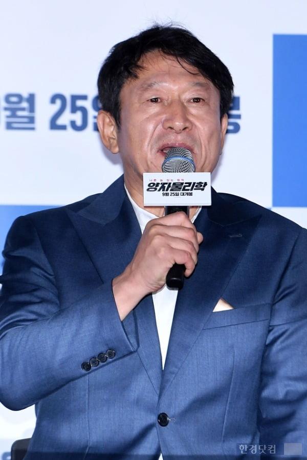 배우 김응수 /사진=한경DB