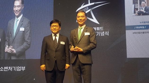누리텔레콤, '벤처 1000억원 클럽' 신규 진입