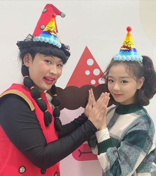 '보니하니' 박동근 채연