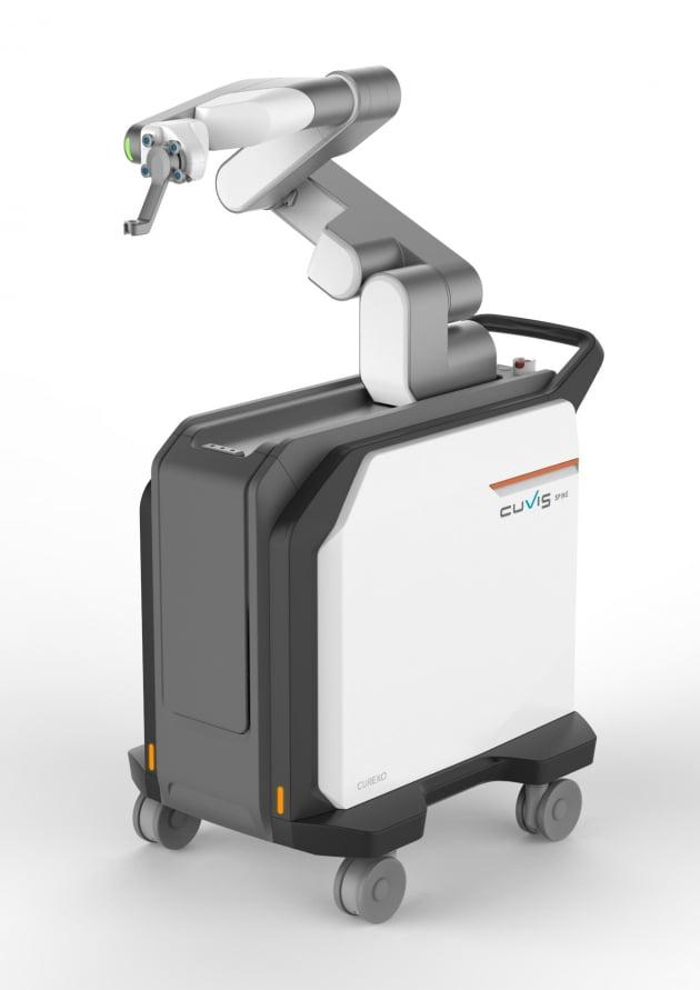 큐렉소, 척추수술로봇 '큐비스-스파인' 국내 판매허가 획득