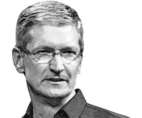 팀 쿡 애플 CEO