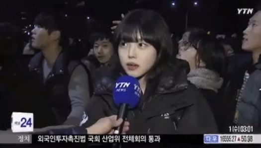 문복희 YTN 인터뷰 장면  /사진=유튜브