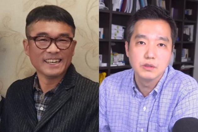 김건모, 김세의 가로세로연구소 대표 /사진=연합뉴스, 유튜브