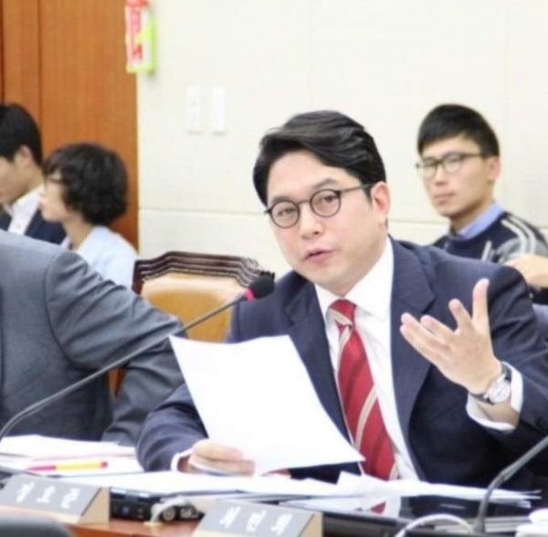 정호준 전 의원 /사진=정 전 의원 페이스북