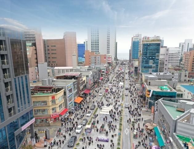 '글로벌 MICE 성지'로 급부상중인 부산 해운대구