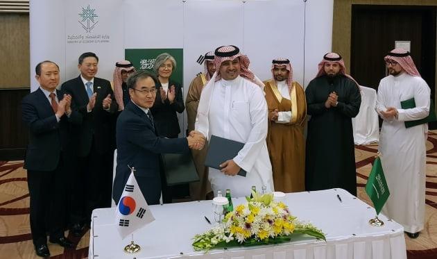 한국세라믹기술원, 사우디아라비아 KAUST와 연구협력 강화