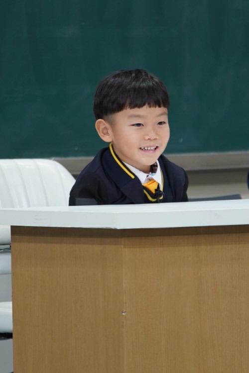 JTBC '아는 형님' 이동국 이시안 /사진=JTBC 제공